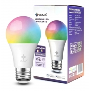 Smart Lâmpada Inteligente 10w+3w 1050lumens Wifi Ekaza