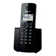 Telefone Sem Fio Panasonic Kx-tgb112lbb Preto 2 Monofones