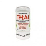 Thai Stone Desodorante Natural de Cristal Tailandês 120g Hipoalérgico