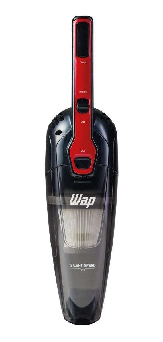 Aspirador Portátil Vertical Wap Silent Speed 1000w 2 Em 1