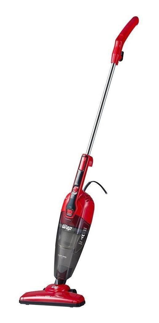 Aspirador Wap Clean Speed 1l Vermelho E Preto 127v
