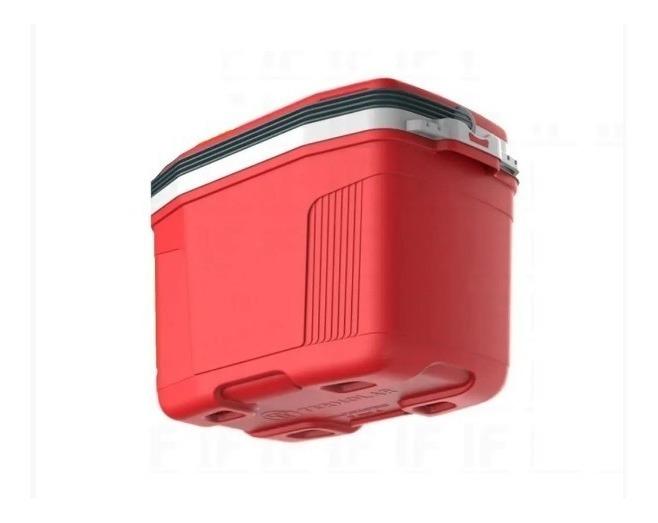 Caixa Térmica Cooler Suv Vermelha 20L- Termolar