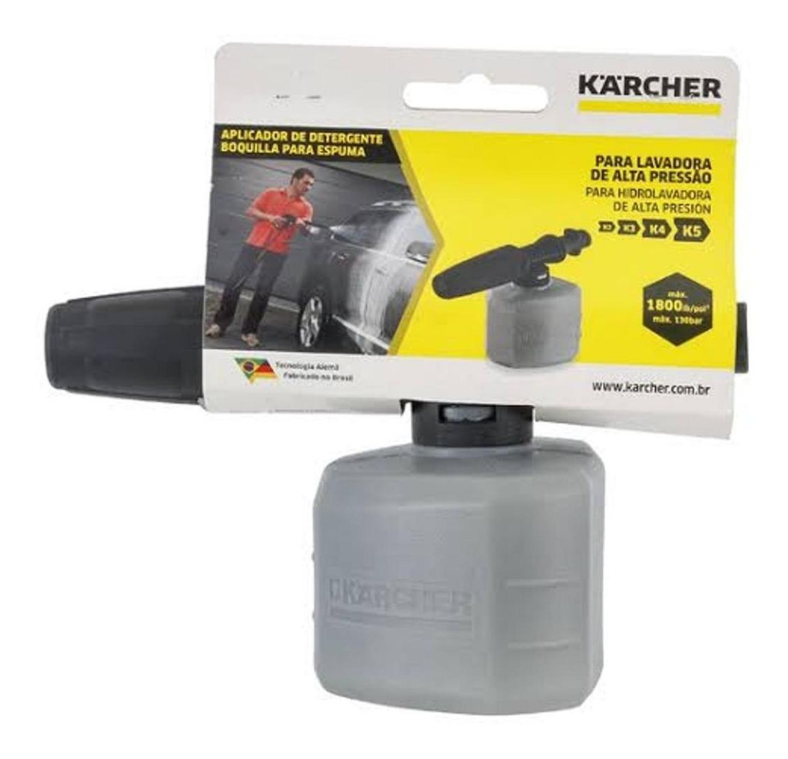 Canhão De Espuma Aplicador De Detergente Lavadora Karcher