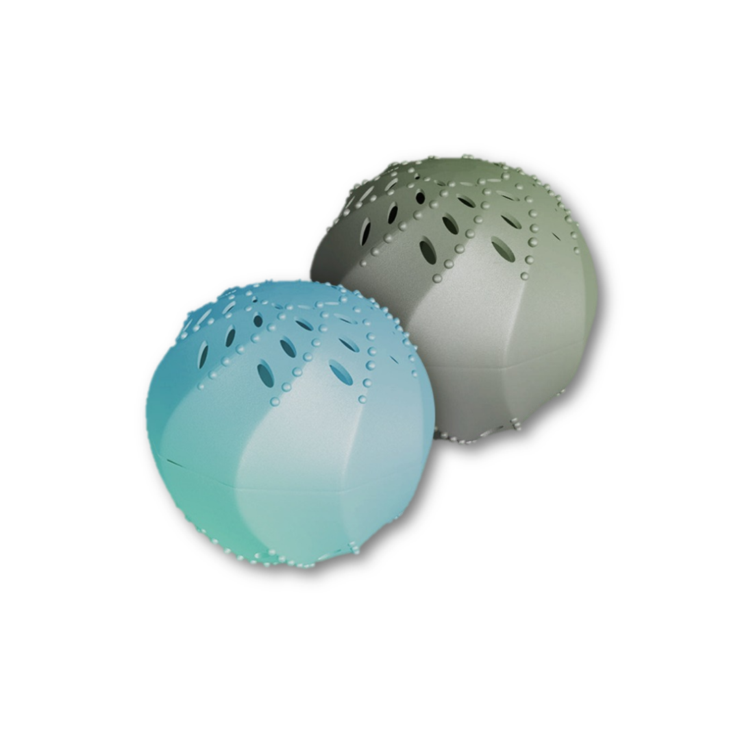 Clean Balls Ecológica 1000 Lavagem De Roupas Sem Sabão Em Pó