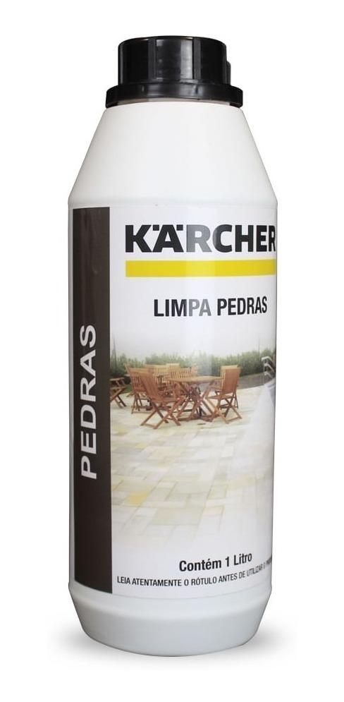 Detergente Limpador Limpa Pedras 1 Litro Rende 10l Karcher