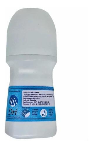 Dri Antitranspirante Fórmula Eficaz - Resolva a Hiperidrose
