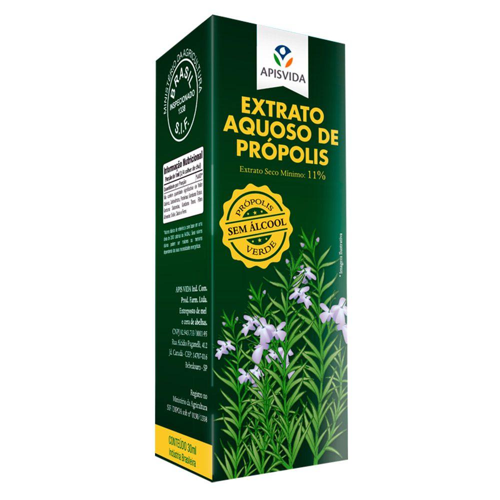 Extrato De Própolis Sem Álcool 30ml - Melhore A Imunidade