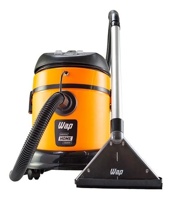 Extratora Wap Home Cleaner P/ Piso Carpete Estofado 20l 127v