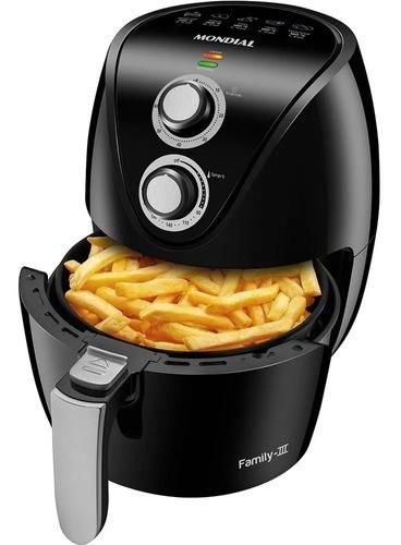 Fritadeira Sem Óleo Airfryer Mondial Familia Iii 1500w 3,5L