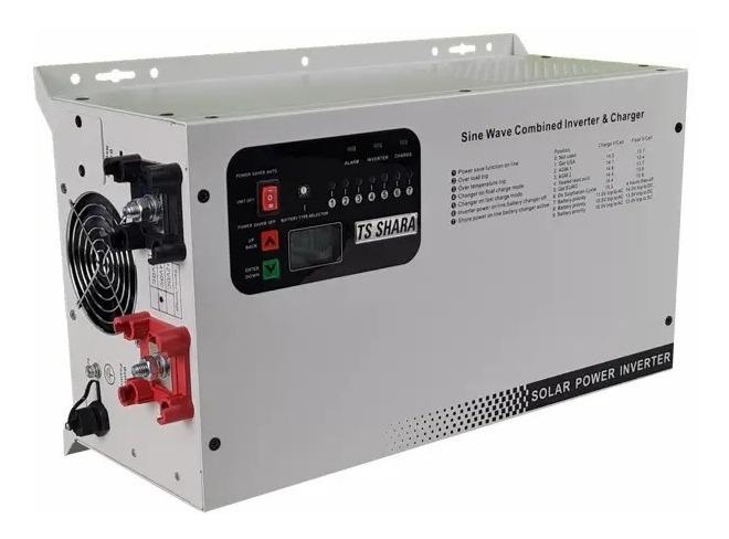 Inversor Ts Solar 4 Kw / 48v 220v Com Mppt Off-grid E Wifi