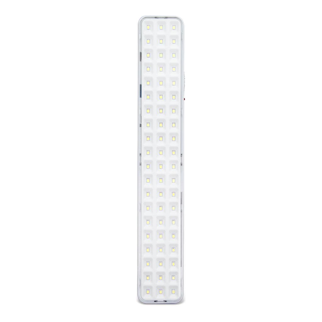 Lâmpada Luminária De Emergência 30 Leds Super Slim Segurimax