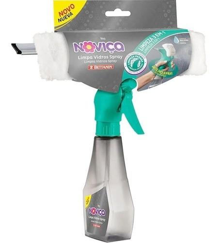 Limpa Vidros Spray Rodo Mop Noviça Bt1980