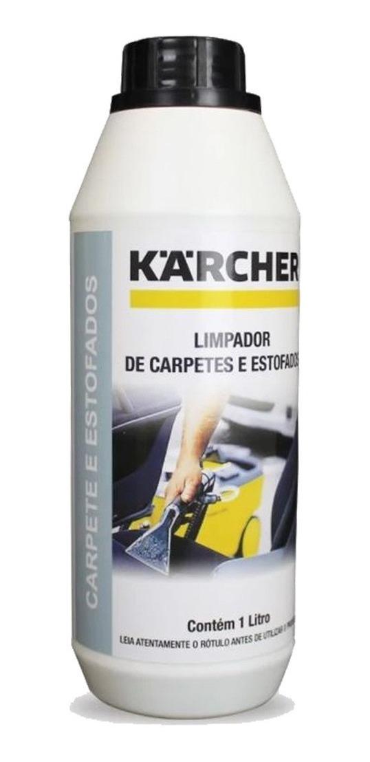 Limpador Limpa Carpetes Tapetes E Estofados Karcher - 1l