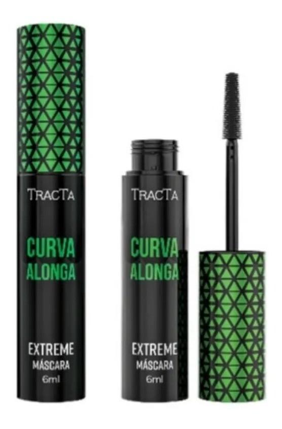 Mascara De Cilios Rímel Tracta Extreme Curva E Alonga 6ml