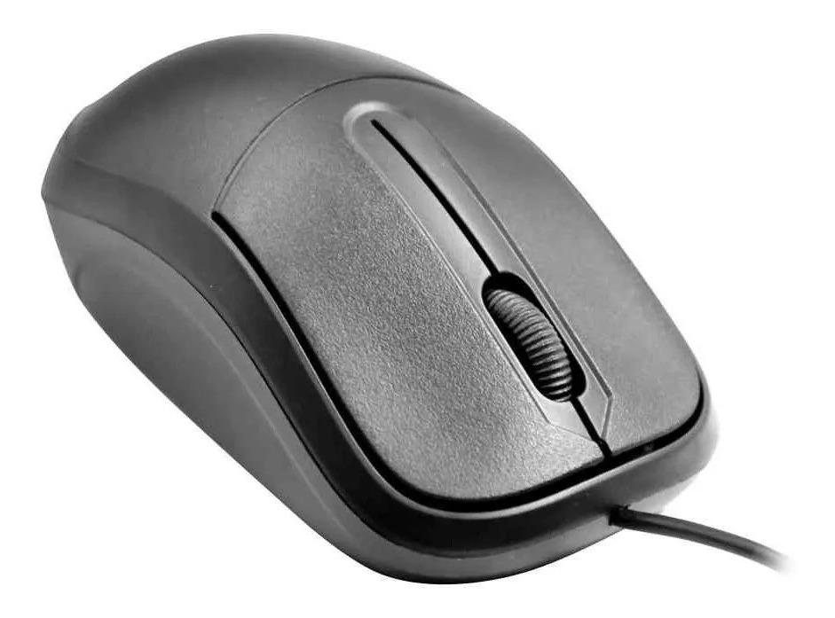Mouse Óptico Usb 1000dpi C3 Tech Escritório Home Office