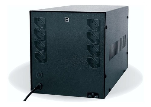 Nobreak 2200va Senoidal Ts Shara 4420 4x7a E/s: Bi-volt - Bat.ext