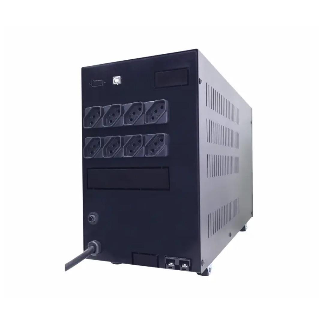 Nobreak 2200va Senoidal Ts Shara 4452 4x7ah E/s: Bivolt - Ba