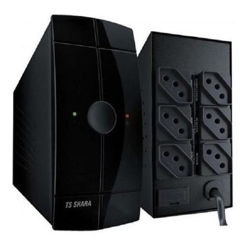 Nobreak Ts Shara Ups Power 700 Va Mono 115v Preto