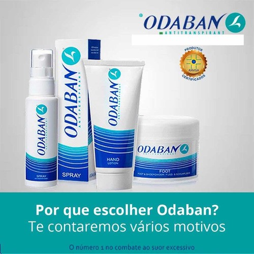 Odaban Spray 30ml Original E Oficial