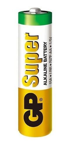 Pilha AAA  Palito Alcalina Gp Super C/4