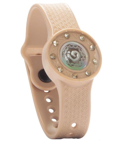 Pulseira Magnética Bracelete Bio Quantic Balance I9life Nude