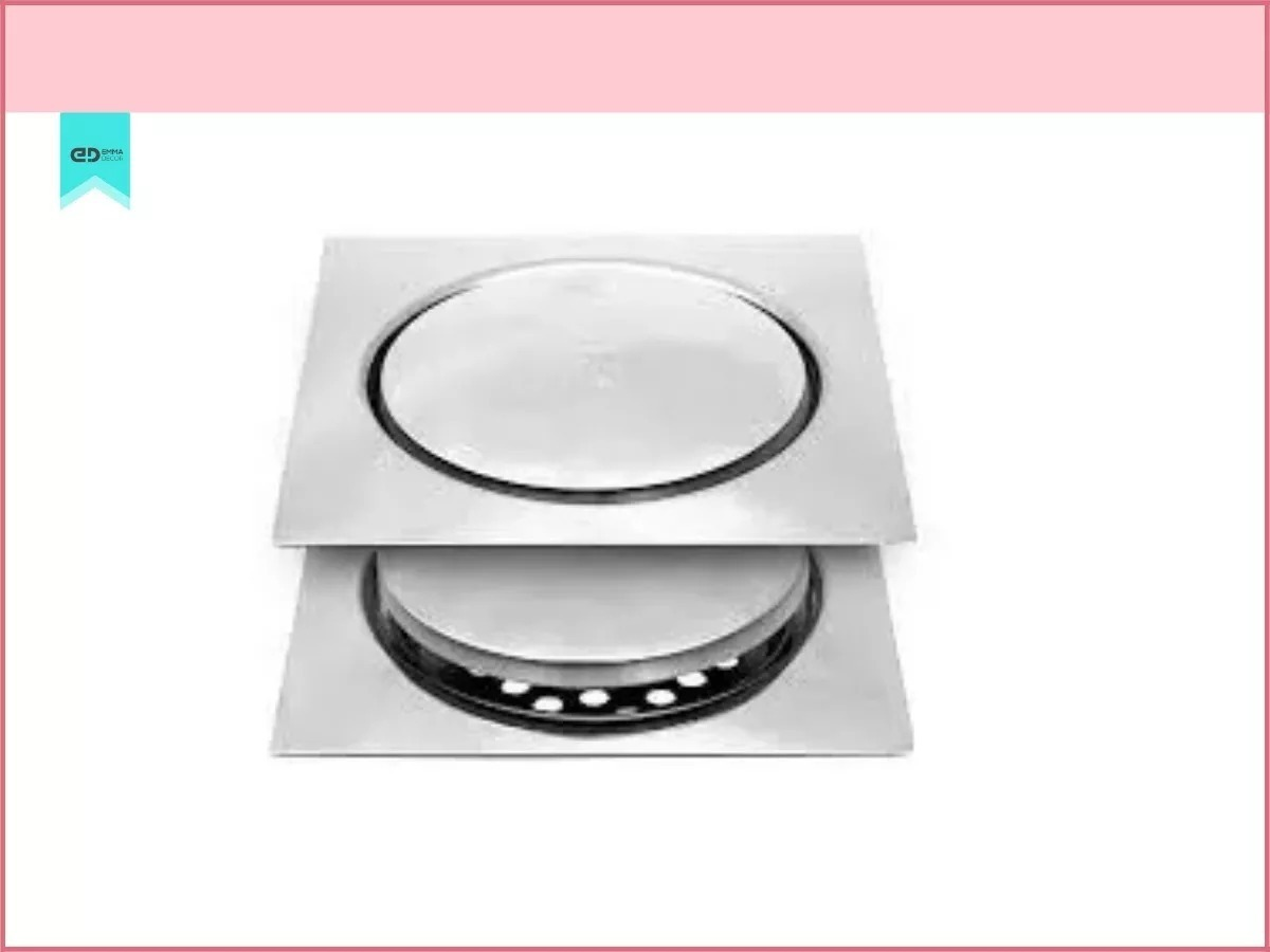 Ralo Inteligente Click Up Clic 15x15 Inox