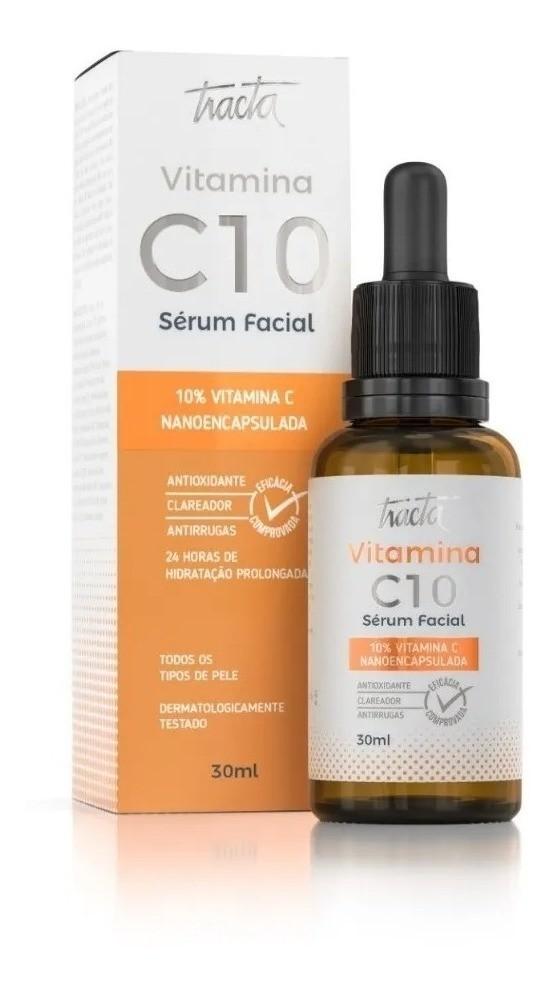 Sérum Facial Vitamina C10 Tracta 30 Ml