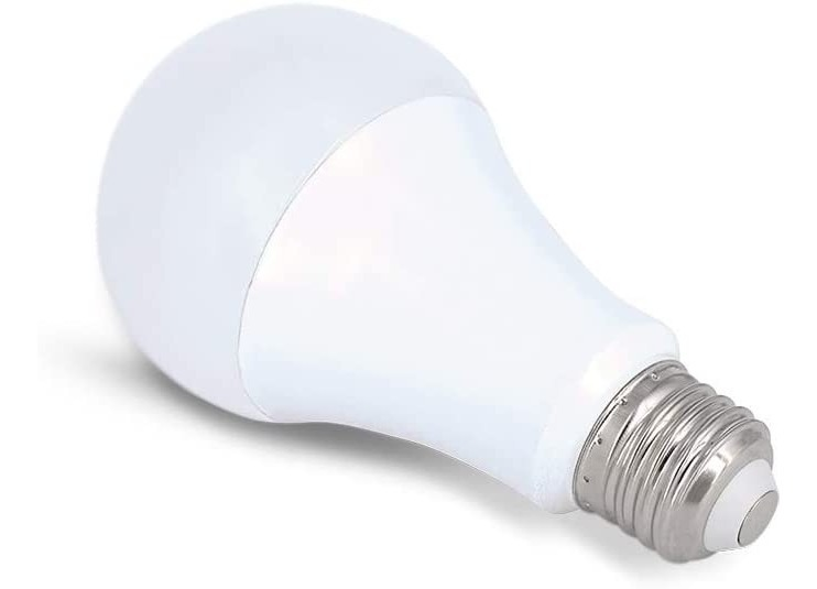 Smart Lampada Led Inteligente Colorida Multilaser Wifi Alexa
