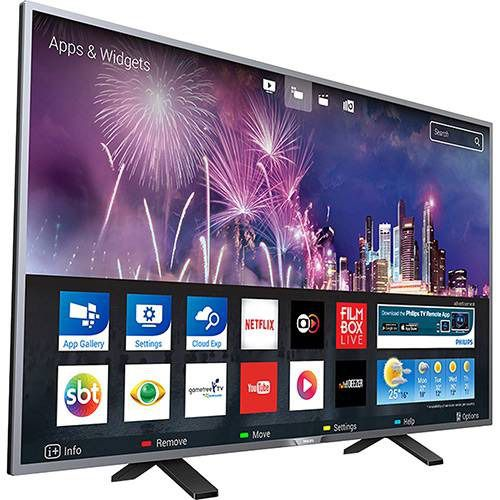 Smart Tv Led 32 Philips 32phg5813/78 - Conversor Dig. Wifi