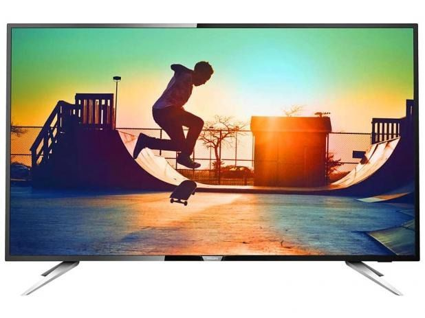 Smart Tv Led 43 Philips 43pug6102/78 4k Ultra Hd