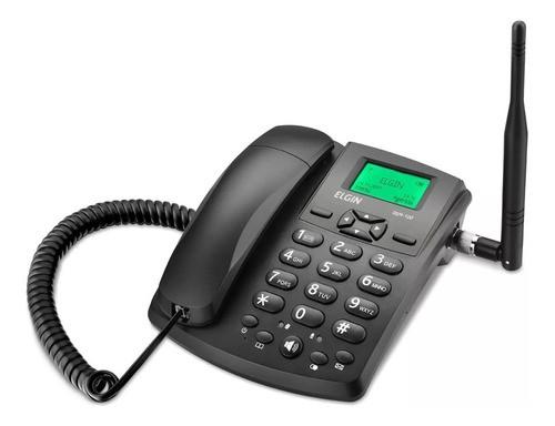 Telefone Rural Desbloqueado Gsm-100 Elgin