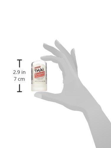 Thai Stone Desodorante Natural De Cristal Tailandês 60g Hipoalérgico
