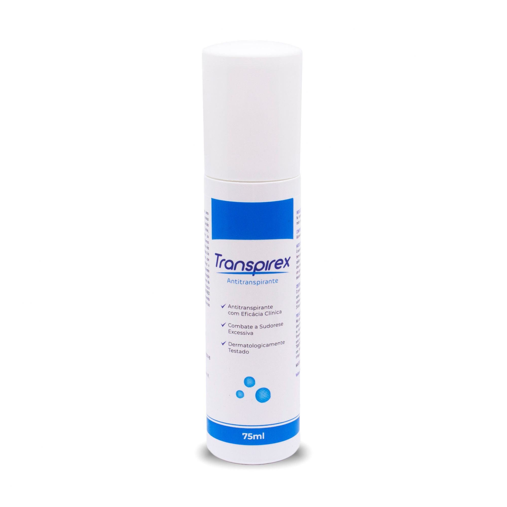 Transpirex - Resolva A Sudorese Excessiva