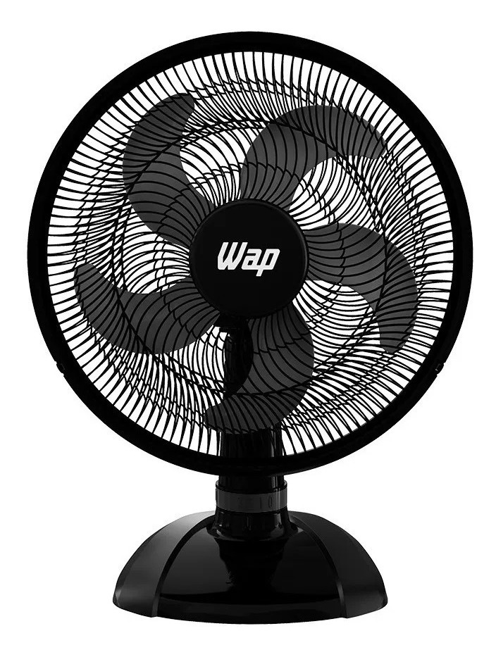 Ventilador Wap Rajada Turbo Mesa Ajustável Inclinação