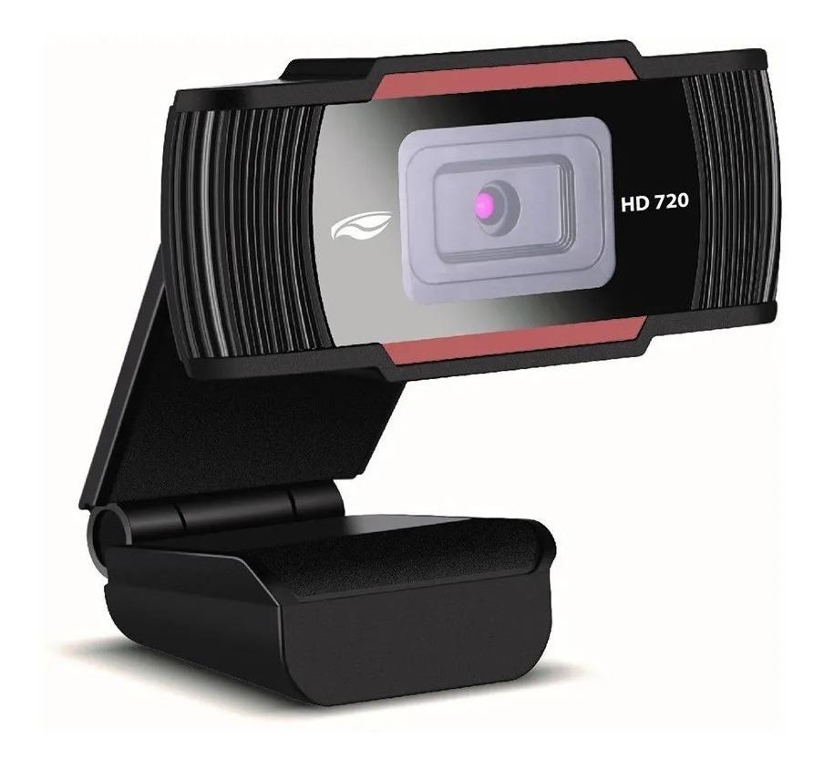 Webcam Usb Câmera Hd 720p P/ Computador Home Office C3tech