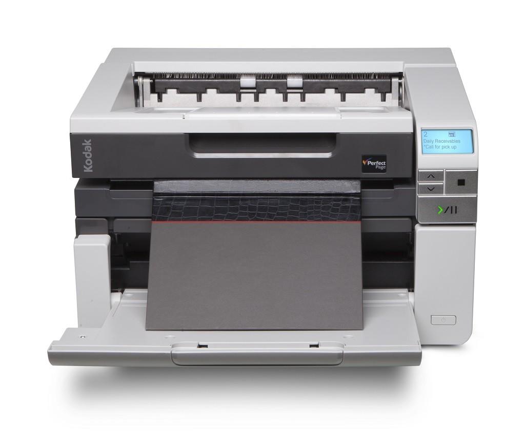 Scanner A3 Kodak i3450 c/ Mesa A4 - 90 ppm, ADF para 250 folhas e Ciclo de 30000 folhas/dia