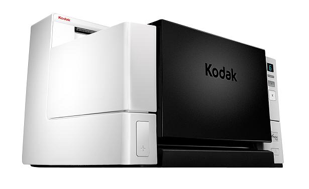 Scanner A3 Kodak i4650 - 130 ppm, ADF para 500 folhas e Ciclo de 75000 folhas/dia