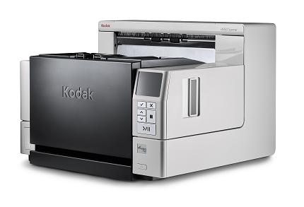 Scanner A3 Kodak i4850 - 150 ppm, ADF para 500 folhas e Ciclo de 125000 folhas/dia