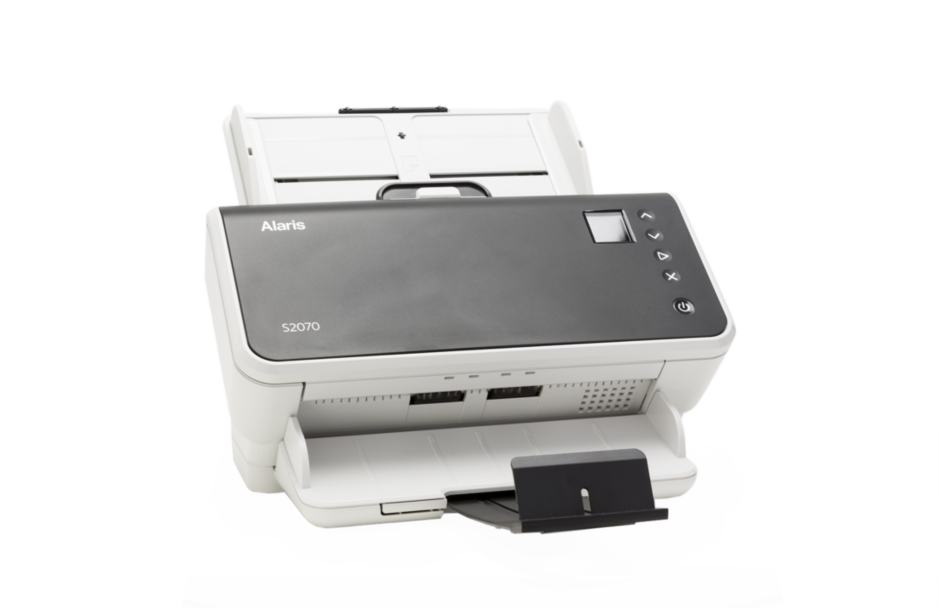 Scanner A4 S2050 - 50ppm, ADF 80 folhas e ciclo de 5000 folhas/dia