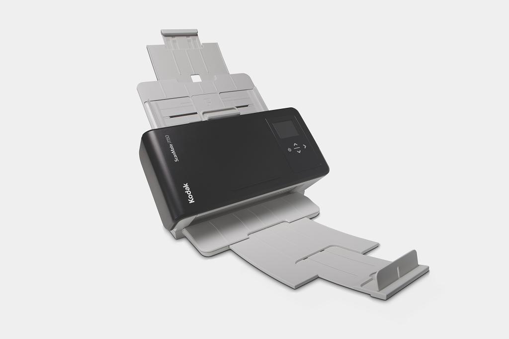 Scanner A4  Kodak ScanMate i1150 - 30 ppm, ADF 75 Folhas e Ciclo de 3000 Folhas/dia