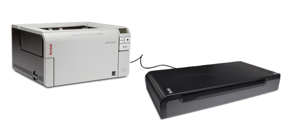 Scanner A3 Kodak i3400 + Mesa digitalizadora A3 + 36 Meses de garantia