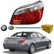 LANTERNA TRASEIRA BMW SERIE 5 - 530I / 545I / 550I - 2003 2004 2005 2006 2007 2008 2009 2010 - ORIGINAL