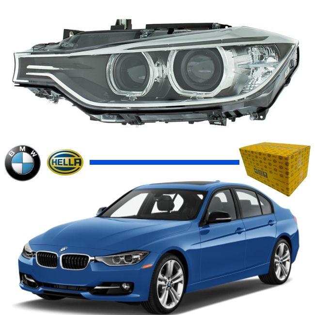 FAROL BMW SERIE 3 316I / 320I / 328I - 2011 2012 2013 2014 2015 - ORIGINAL
