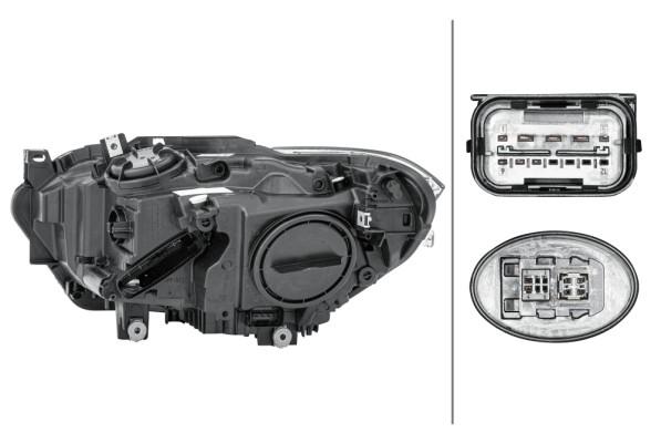 FAROL BMW SERIE 1 / 116I / 118I / 120I / 125I / 135I / F20 - XENON - 2011 2012 2013 2014 2015 - ORIGINAL