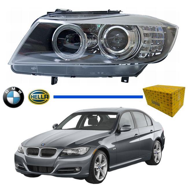 FAROL BMW SERIE 3 - 320i / 325i - 2008 2009 2010 2011 2012 - ORIGINAL