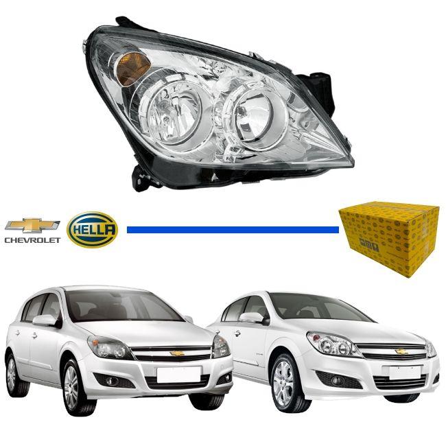 FAROL CHEVROLET GM VECTRA E VECTRA GT / GTX HATCH  - 2006 2007 2008 2009 2010 2011 2012 - ORIGINAL