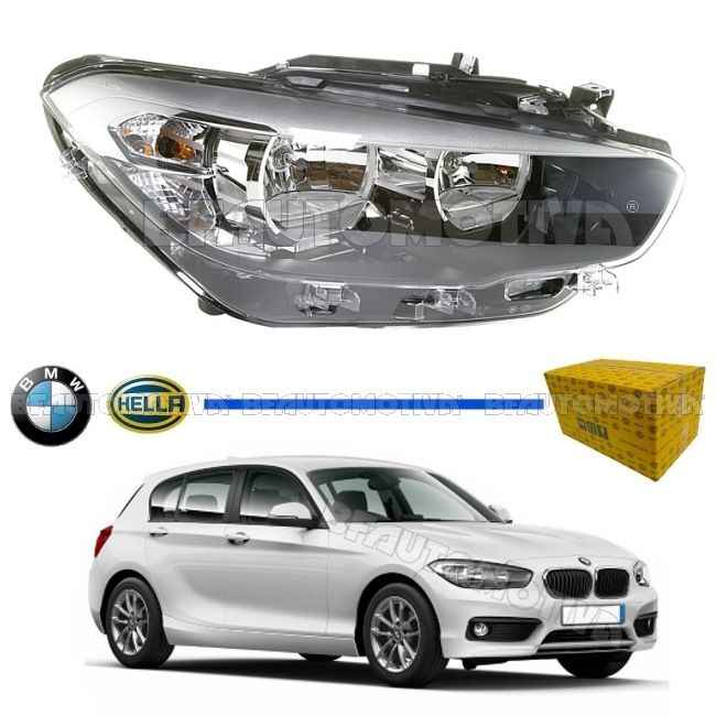 FAROL PRINCIPAL BMW SERIE 1 F20 F21 – 120I 125I M 135I M 140I – 2016 2017 2018 2019 – ORIGINAL
