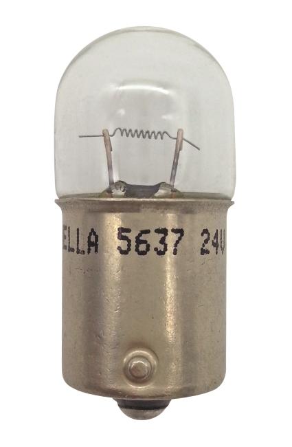 LAMPADA 67 24V R10W 10W 1 POLO ORIGINAL HELLA