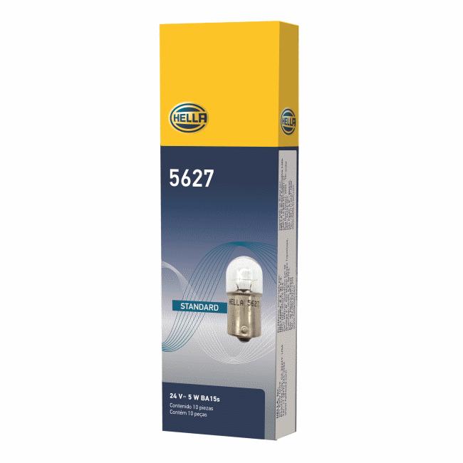 LAMPADA 67 24V R5W 5W 1 POLO ORIGINAL HELLA
