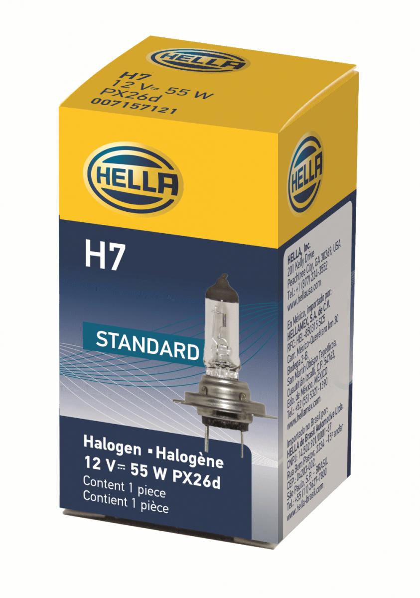 LAMPADA H7 12V 55W ORIGINAL HELLA